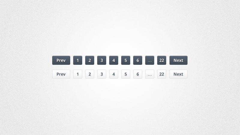 Stylowanie paginacji / stronnicowania w WordPress