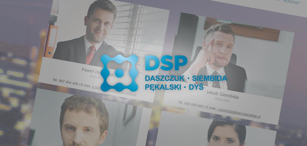 Kancelaria DSP – Daszczuk Siembida Pękalski Dyś