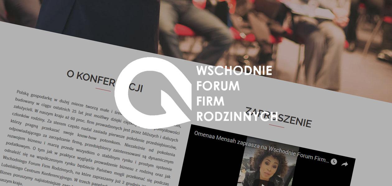 Wschodnie Forum Firm Rodzinnych