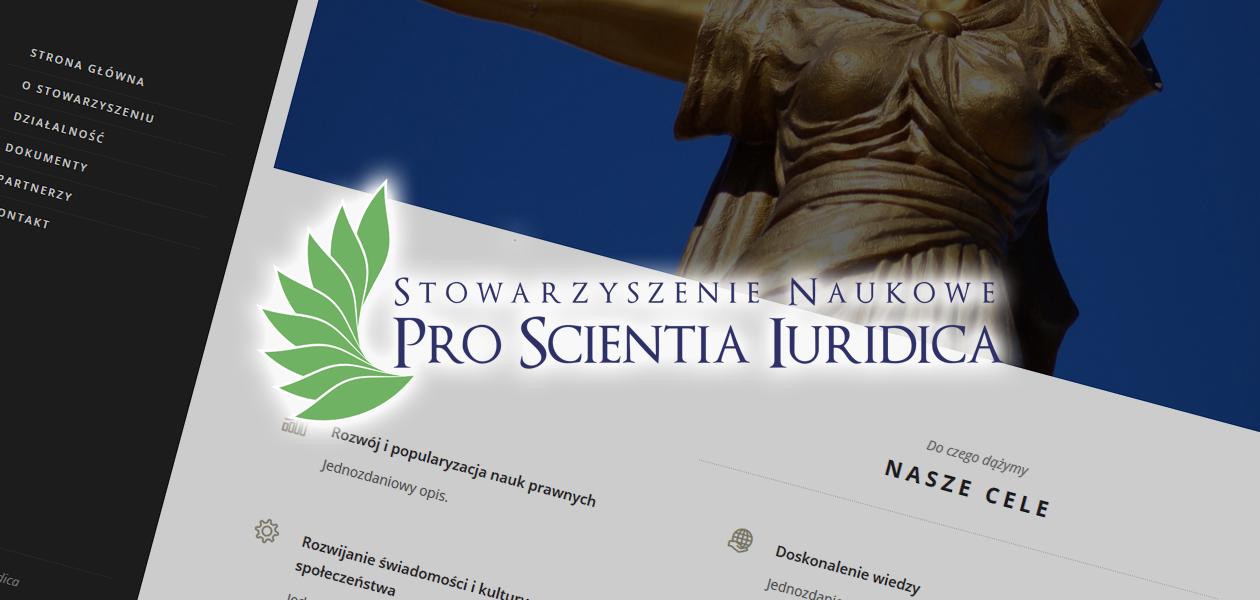 Stowarzyszenie Naukowe Pro Scientia Iuridica